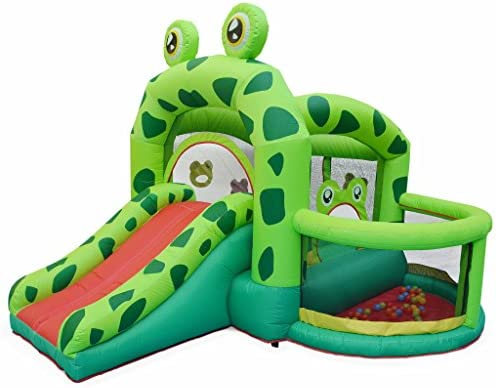 Alice s Garden – Estructura hinchable – Kermit – Tobogán ...