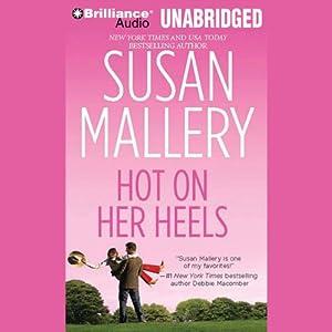 Hot on Her Heels Audiobook