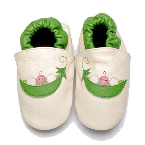 Bibi & Mimi Sweet Pea Shoes - 0-6 months Sweet Pea Flat