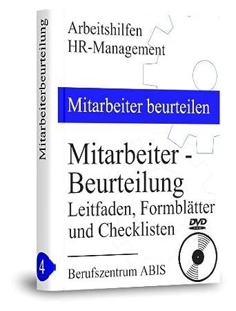 Zielvereinbarung & Mitarbeiterbeurteilung: Formulare, Leitfaden und ...