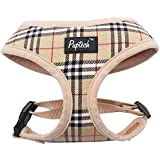 PUPTECK Soft Mesh Dog Harness Pet Puppy Comfort Padded Vest No Pull Harnesses