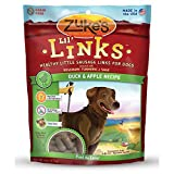 Cheap Zuke's Lil' Links Healthy Little Sausage Links for Dogs, Duck, Pack of 3