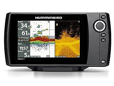 Humminbird 410280-1 HELIX 7 CHIRP DI G2 Fish finder from Humminbird