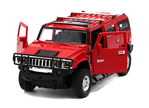 berry-presidenttm-132-hummer-h2-suv-die-cast-toy-car-pull-back-with-sound-and-lightred