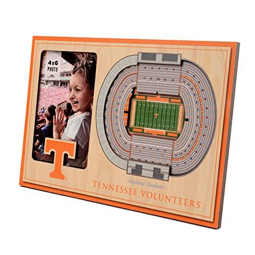 NCAA Tennessee Volunteers 3D StadiumViews Picture Frame