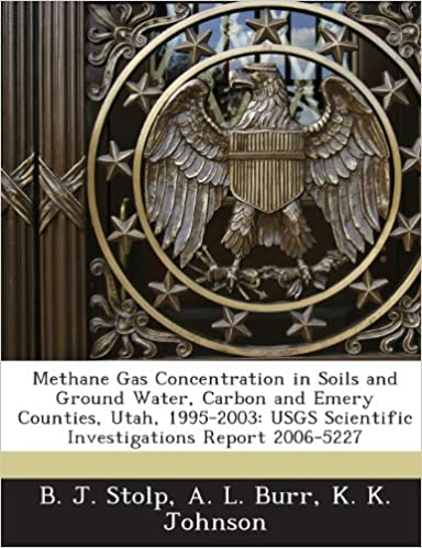 Methane Gas Concentration in Soils and Ground Water, Carbon and Emery Counties, Utah, 1995-2003: USGS Scientific Investigations Report 2006-5227