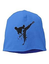 Bng Taekwondo Beanies Caps Skull Hats Unisex Soft Cotton Warm Hedging Cap,One Size