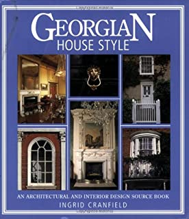 georgian house amazon co uk steve parissien 9781845133474 books