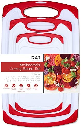 Raj Reversible Dishwasher Chopping Non Slip