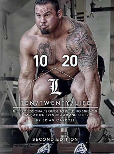 - 10/20/Life Second Edition: The Professional's guide to building strength has gotten even bigger and better