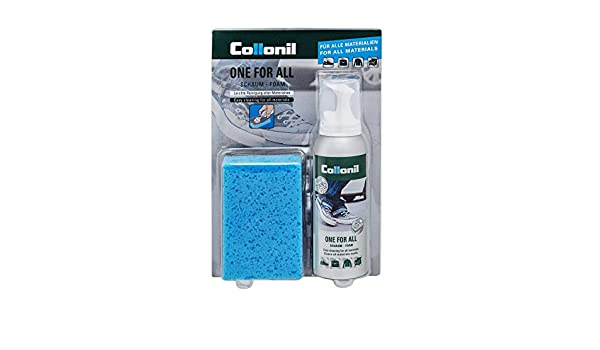 Zapato Limpieza y Impermeable Kit Collonil ONE FOR ALL 125 ml
