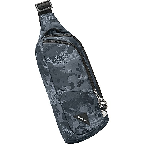 Theft 150 Pack Grey Vibe Body Anti Grey Camo Pacsafe Cross Camo UZt7Oqxtw
