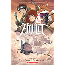 The Cloud Searchers (Amulet #3) (English Edition)