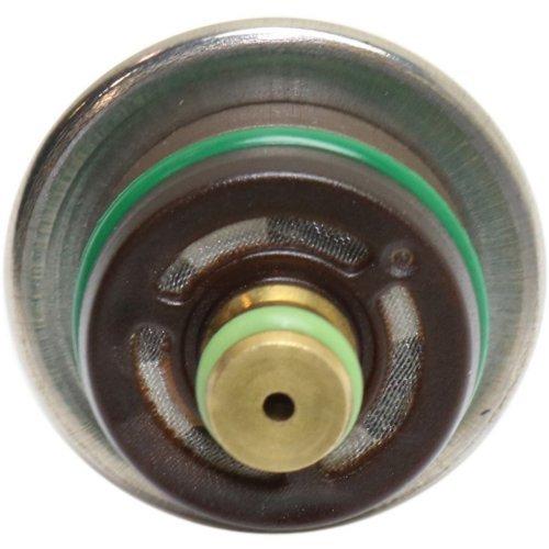 Fuel Pressure Regulator compatible with Econoline Van 99-04 / Windstar 99-03 / Excursion 00-05 Straight Nipple Orientation
