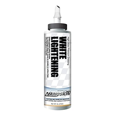 WHITE LIGHTENING High Gloss Premium Dressing [NA-WLG16]: Automotive