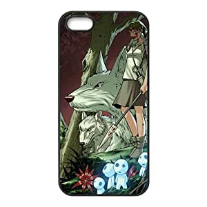 Wolves and hunter Cell Phone Case for iPhone 5S
