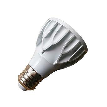 Akaiyal 12W PAR20 Bombilla LED E27 Luz Foco Blanco Cálido 3000K COB 24 Grados Reflector Downlight