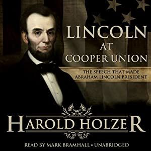 Lincoln at Cooper Union Audiobook