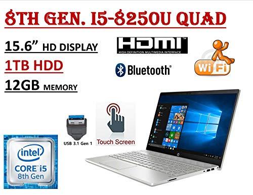 2019 Newest HP Pavilion Business Flagship Laptop PC 15.6