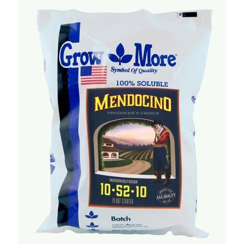 Grow More Mendocino Plant Starter (10-52-10) 25 lb