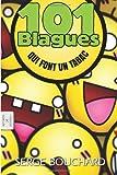 101 Blagues Qui Font un Tabac, Serge Bouchard, 1490318410