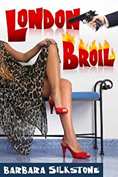 London Broil (A Wendy Darlin Comedy Mystery Book 2) by [silkstone, barbara]