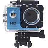 Andoer A7 HD 720P Sport Mini DV Action Camera Wide Angle Lens 30M Waterproof