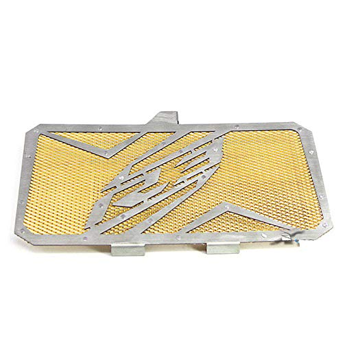 CHUDAN YAMAHA YZF R3 Radiator grille Stainless steel radiator radiator cover Radiator Guard Radiator Guard,Gold: Amazon.co.uk: Sports & Outdoors