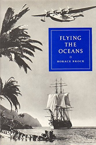 Flying the Oceans: A Pilot's Story of Pan Am, 1935-1955 ()