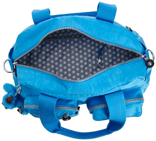 Blue Handle Top Women��s Bag Kipling Sky Defea qZP44aY