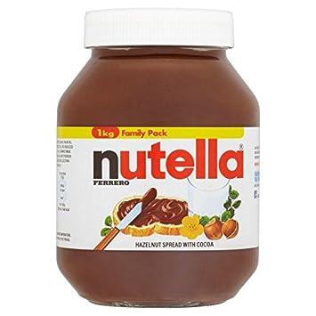 Image result for nutella 1kg