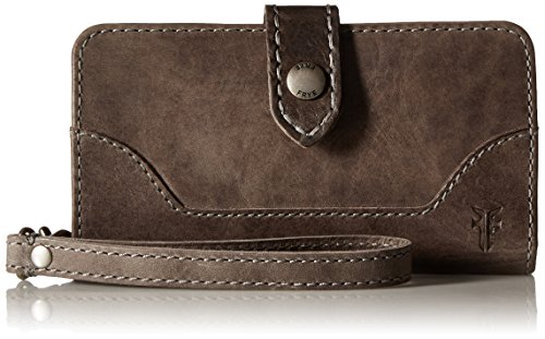 FRYE Melissa Phone Wallet, Ice by FRYE