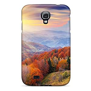 Galaxy S4 Case Cover Skin : Premium High Quality The Sun Is Shining Bright Case