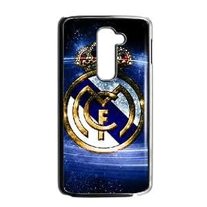 LG G2 Cell Phone Case Black Real Madrid QD9321553