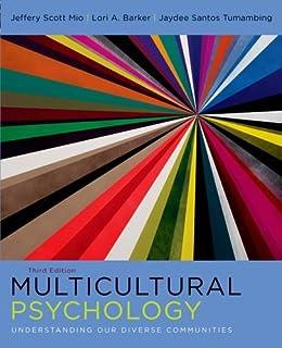 Amazon com  Cengage Advantage Books  Abnormal Psychology  An     Amazon com Multicultural Psychology  Understanding Our Diverse Communities