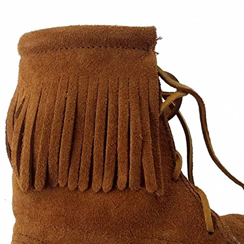 Minnetonka Moccasin Tramper Brown