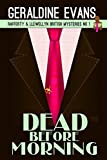 Dead Before Morning (Rafferty & Llewellyn Book 1)