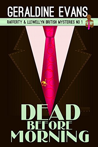 Dead Before Morning (Rafferty & Llewellyn Book 1) by [Evans, Geraldine]