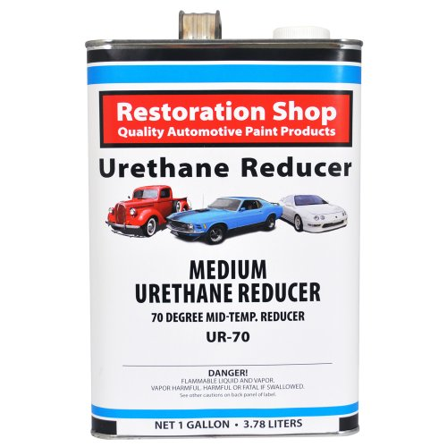 [Restoration Shop UR70-GL Medium Urethane Reducer Gallon] (Medium Reducer)