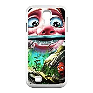 Custom for Samsung Galaxy S4 9500 Cell Phone Case White Finding Nemo ThemeLD7322