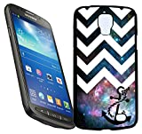 [TeleSkins] - Galaxy Anchor - Samsung Galaxy S4 Active Back Case/ Cover - Ultra Durable HARD PLASTIC Protective Slim Snap On back Case / Cover for Samsung Galaxy S4 Active phone for Teen Girls.