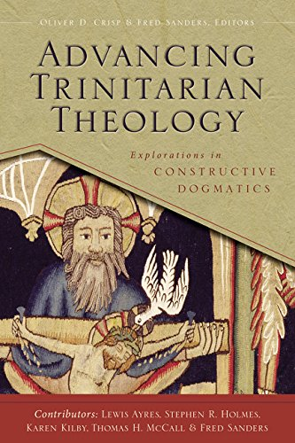 Download Advancing Trinitarian Theology: Explorations in Constructive Dogmatics (Los Angeles Theology Conference Series) pdf