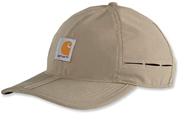 c37ad1e09b52e Image Unavailable. Image not available for. Colour  Carhartt Mens Force  Extremes Angler Packable Baseball Cap