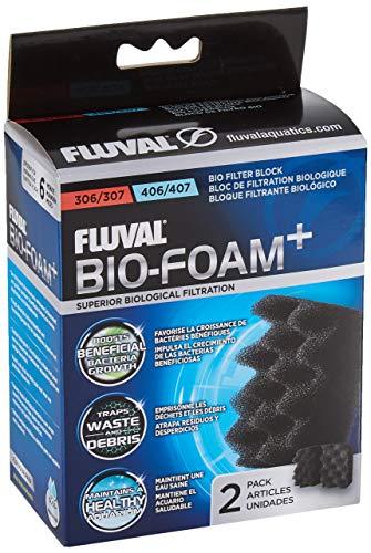 Fluval Foam Filter Block, Replacement Filter Media 404, 405, 406 and 407 Aquarium Filters