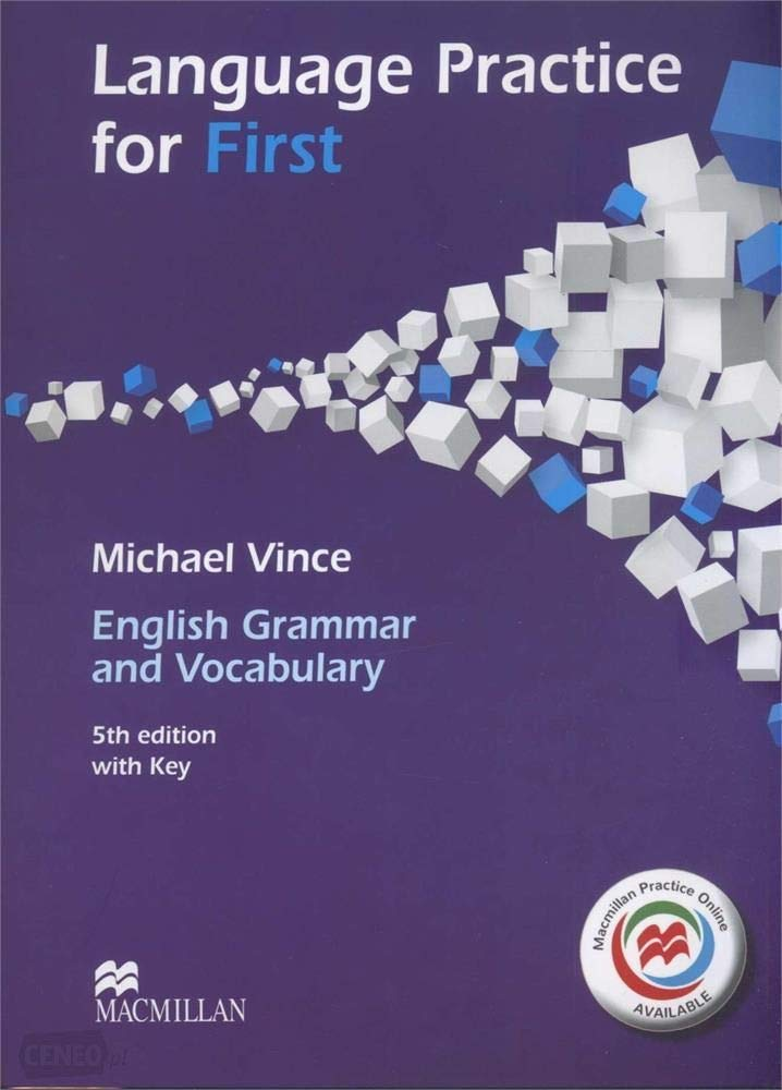 Language Practice for First 5th Edition Student's Book and MPO without key Pack (Language Practice New Edition)