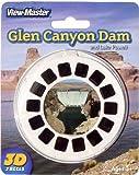 Glen Canyon Dam and Lake Powell Arizona View-Master 3 Reel Set