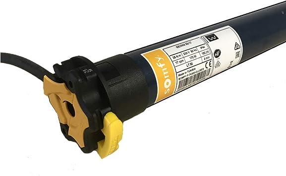 Somfy HIPRO LT 50 Meteor 20//17 enrrollable propulsión rolladenmotor tubo motor