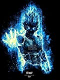 Super God Version Prince of Warriors Painting Anime Giclèe Print
