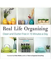 Real Life Organizing: Clean and Clutter-Free in 15 Minutes a Day (Clutterbug)