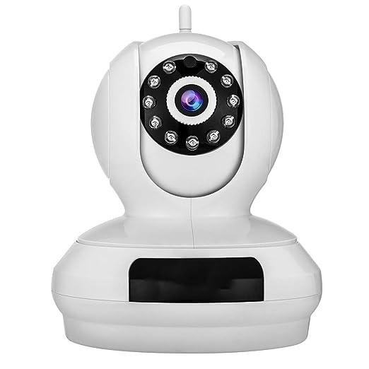 FLYWM Inalámbrico de cámara IP 1080 P WiFi Interior P2P PT ...